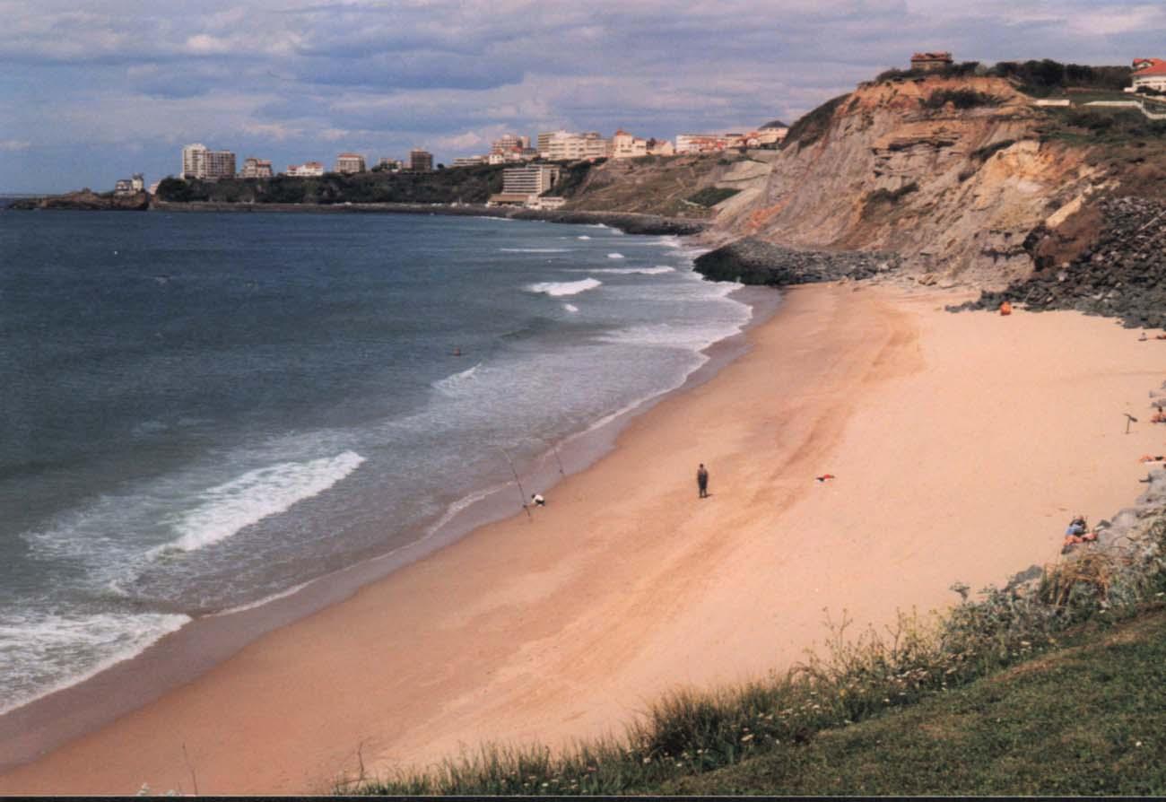 Praia de Biarritz: La Marabella